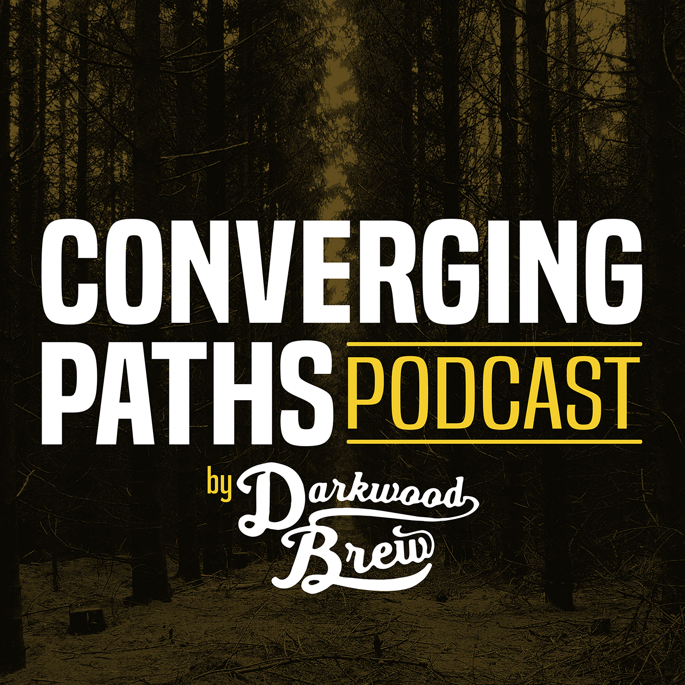 Converging Paths Podcast by Darkwood Brew